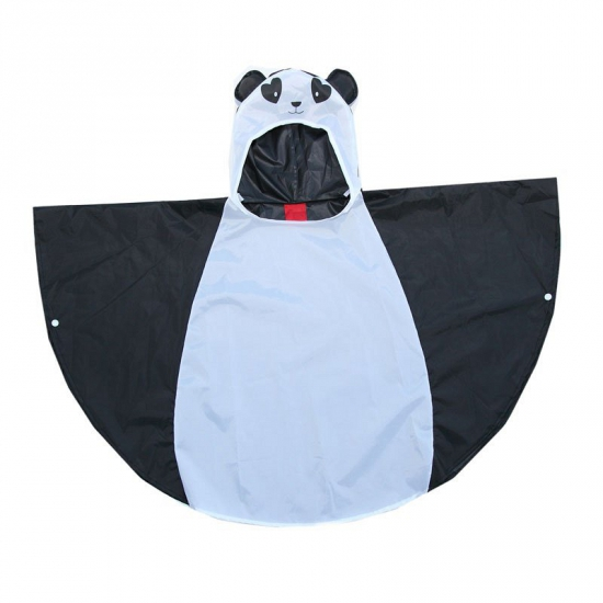 Panda print regencape
