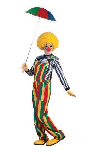Party tuinbroek gekleurd Carnavalskostuum winkel Landen kostuums