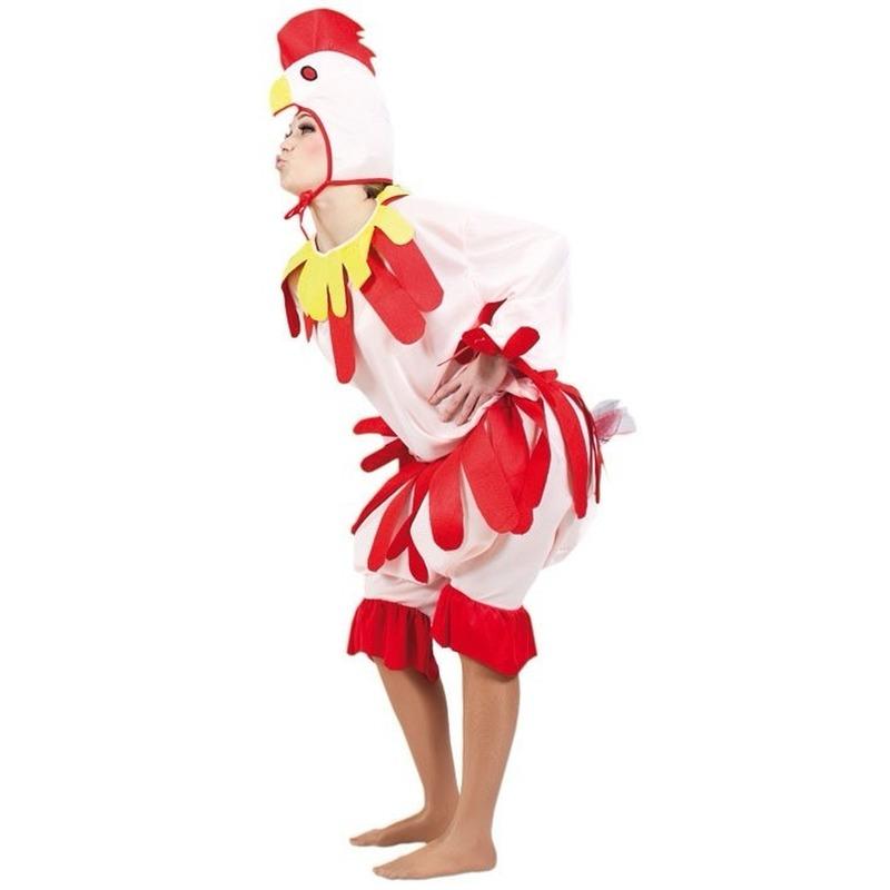 Pasen Kip kostuum voor volwassenen