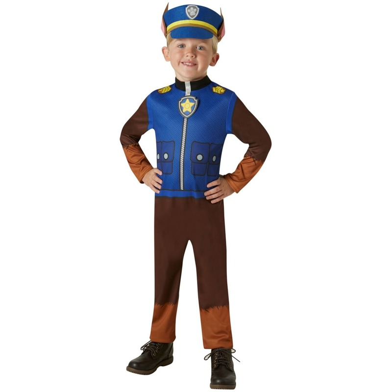 Paw Patrol kostuum Chase voor kids