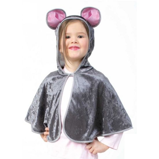 Peuter poncho muis