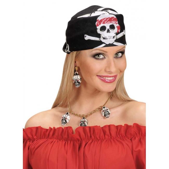 Piraten accessoires bandana