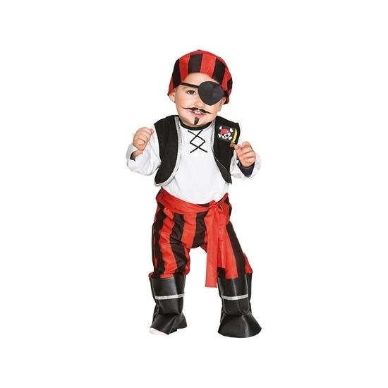 Piraten kostuum voor peuters Carnavalskostuum winkel Geschiedenis kostuums