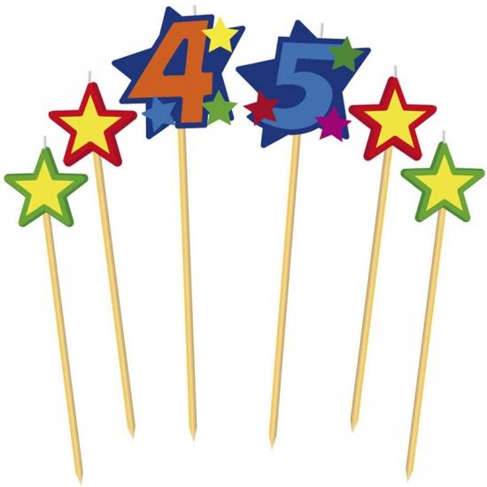 prikker-kaarsje-cijfer-45