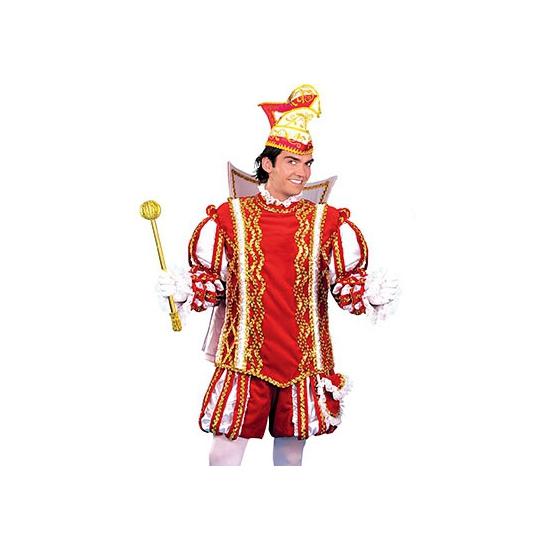 Landen kostuums Prins Carnaval pak voor heren