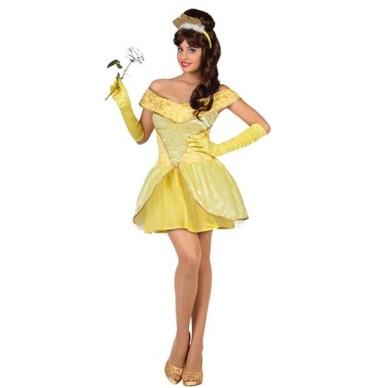 Prinses carnavalskleding voor dames