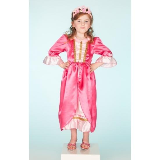 Carnavalskostuum winkel Prinsessen jurk roze Fantasy en Sprookjes kostuums