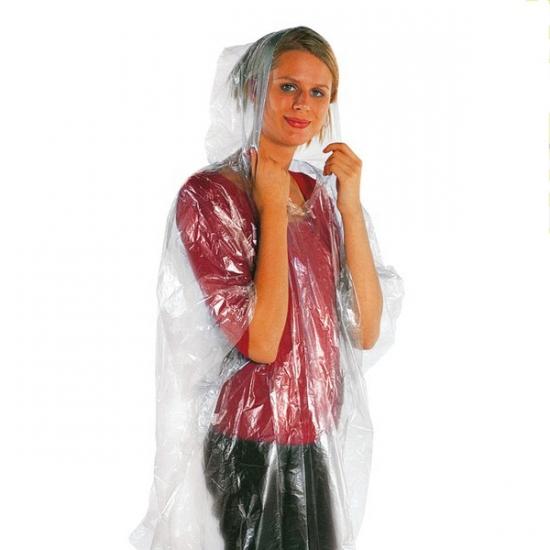 Regenponcho voor volwassenen