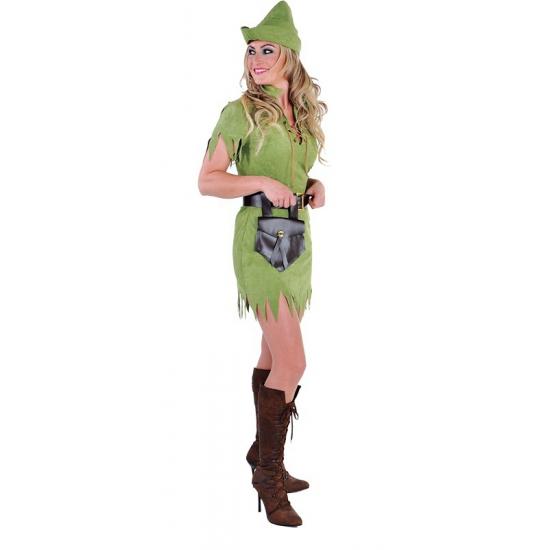 Fantasy en Sprookjes kostuums Carnavalskostuum winkel Robin Hood kleding voor dames