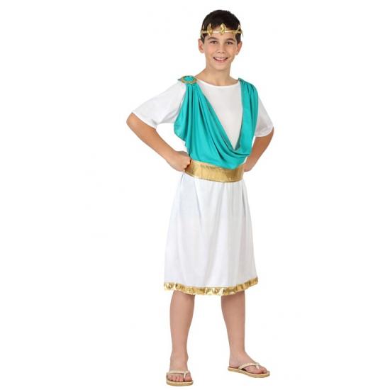 Romeinse toga voor kids Carnavalskostuum winkel Geschiedenis kostuums