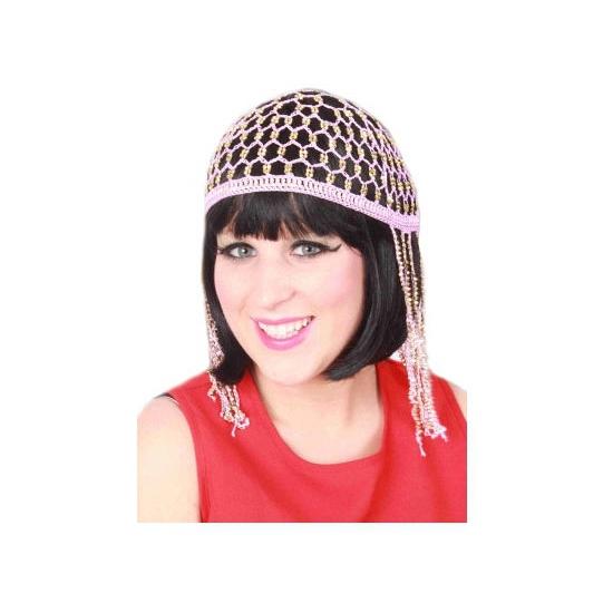 Feest hoeden Geen Roze 1001 nacht mutsje