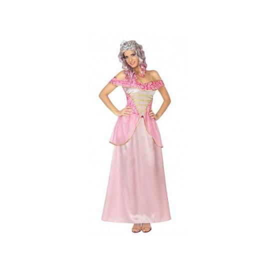 Roze Carnavalsjurk prinses