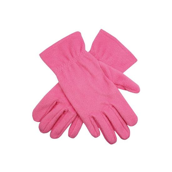 roze-fleece-handschoenen