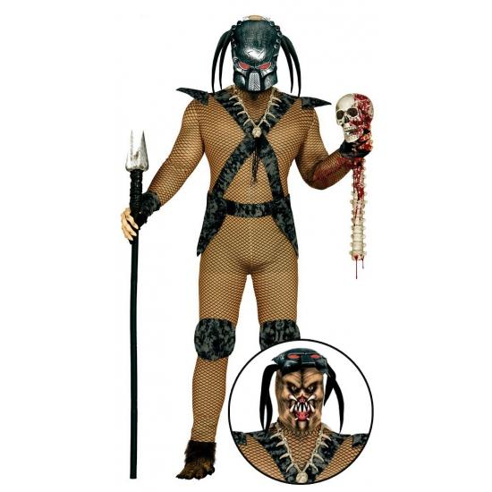 Ruimte monster kostuum voor heren Carnavalskostuum winkel Beste kwaliteit