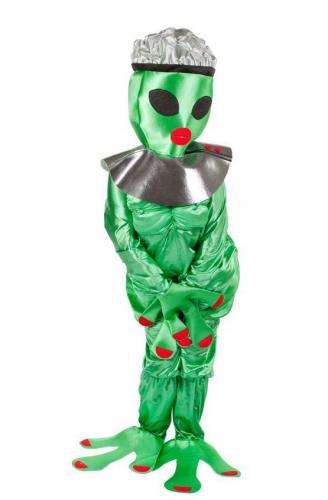 Ruimtewezen pak groen voor dames Carnavalskostuum winkel Fantasy en Sprookjes kostuums