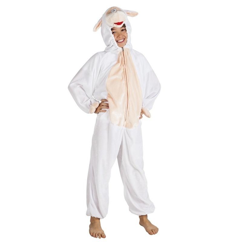 Schaap/lammetje kostuum voor kinderen