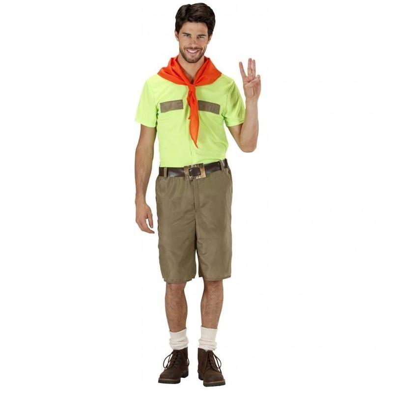Scouting carnavalskleding