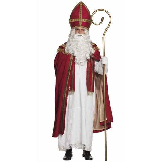 Sinterklaas Budget Sinterklaas kostuum voor volwassenen