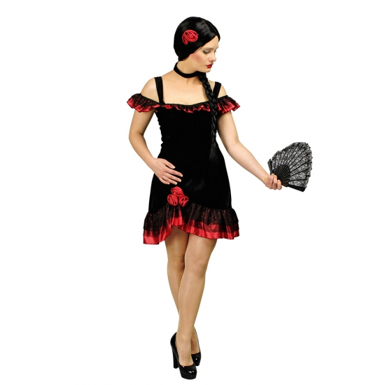 Spaans jurkje voor vrouwen