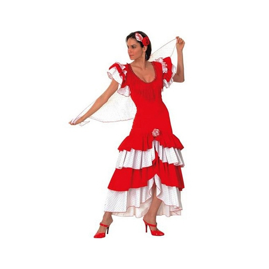 Landen kostuums Carnavalskostuum winkel Spaanse dames jurken
