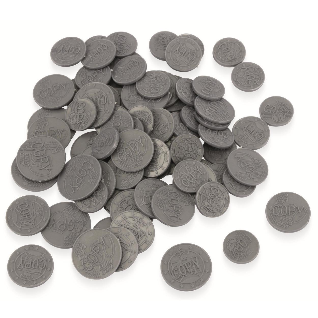 Speelgeld euro munten