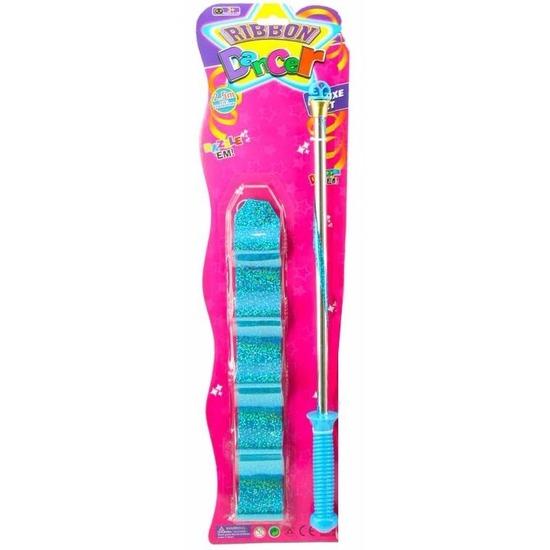 Speelgoed diversen Geen Speelgoed danslint blauw 250 cm