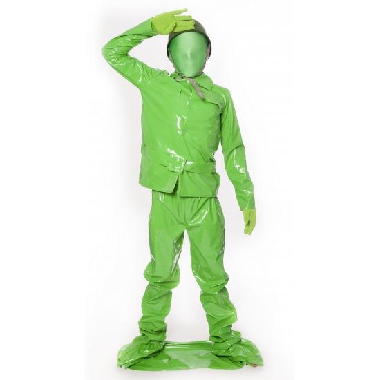 Beroepen kostuums Speelgoed soldaat kostuum voor kids