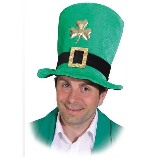 Feest hoeden St. Patricks day hoge hoed