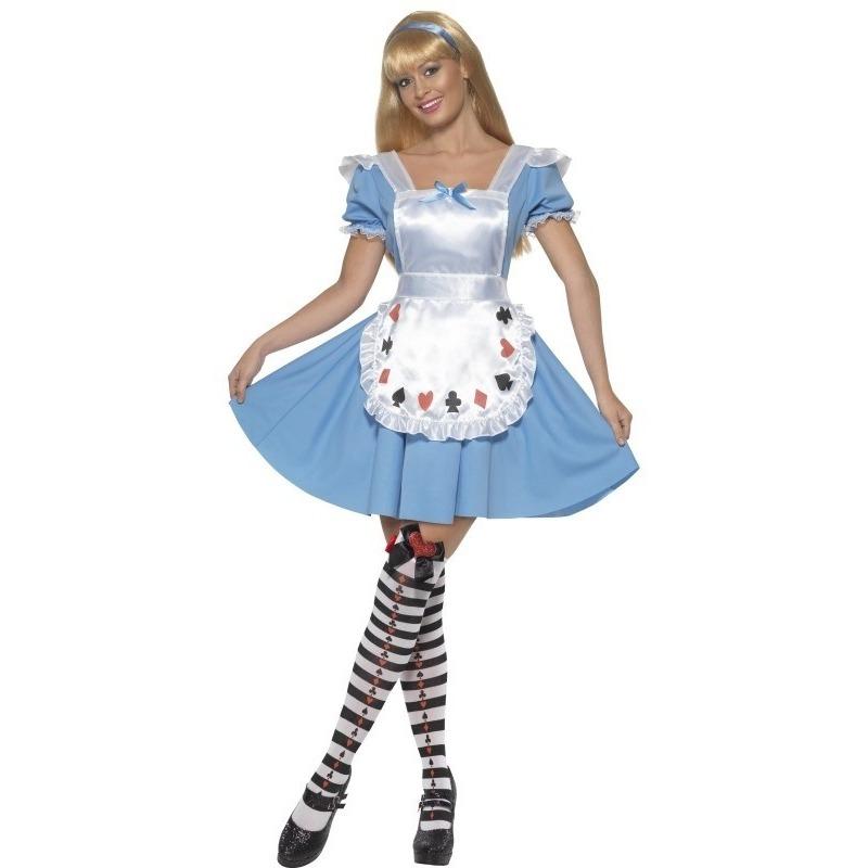 Themafeest Alice jurkje voor dames