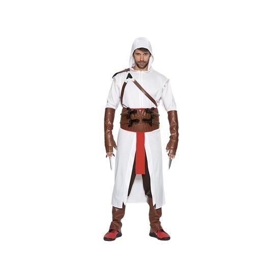 Themafeest Assassijn kostuum voor heren