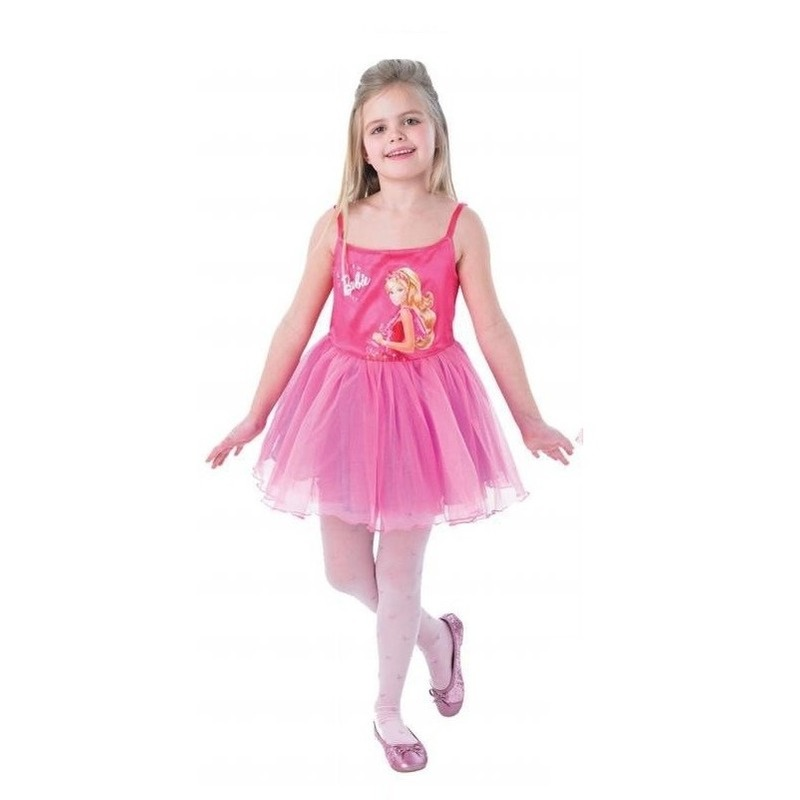 Themafeest Barbie ballerina jurk voor meisjes