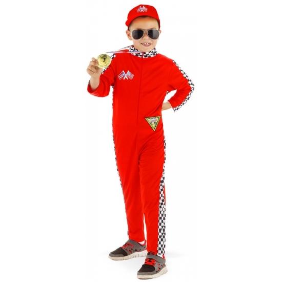 Themafeest Race kostuum voor kinderen