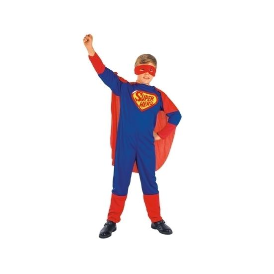 Themafeest Voordelig superheld kostuum voor jongens