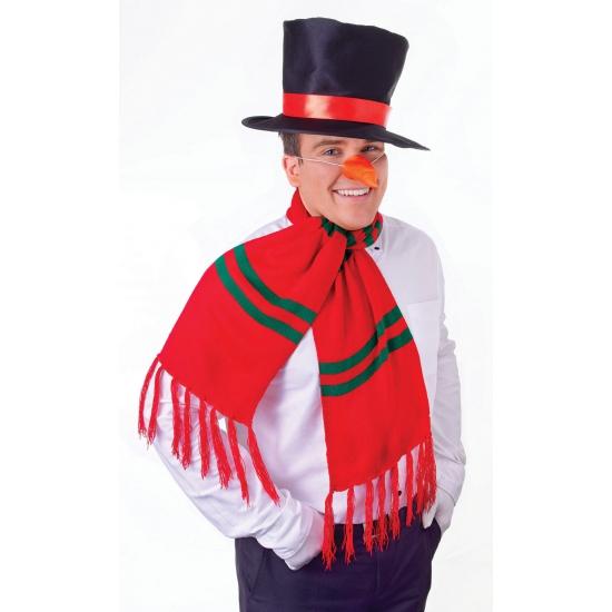Verkleed accessoires sneeuwpop Carnavalskostuum winkel Premier