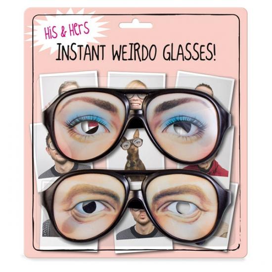 Fun en Feest brillen Carnavalskostuum winkel Verkleed brillen nerd