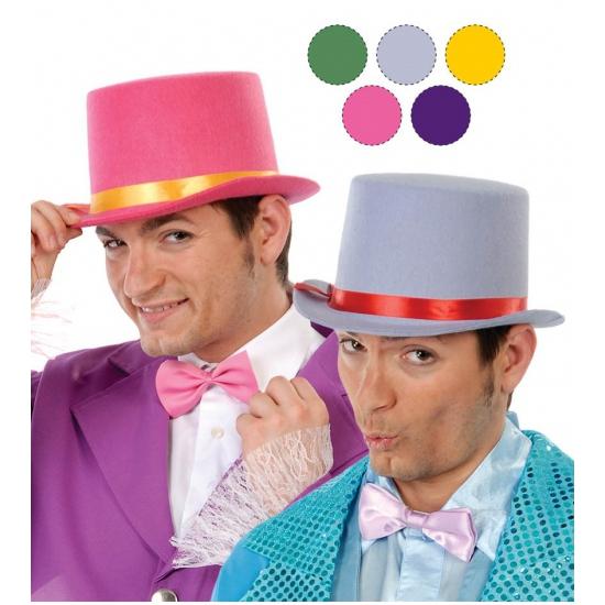 verkleed-hoge-hoeden-van-rood-vilt