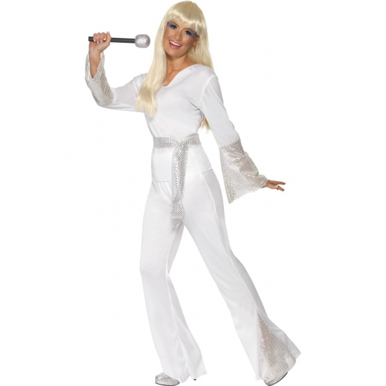 Verkleedkleding Disco kostuum voor dames