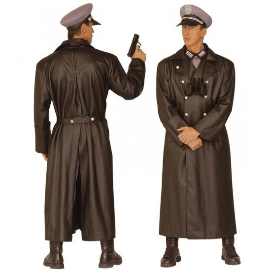 Verkleedkleding Duitse Maarschalk Roemel jas
