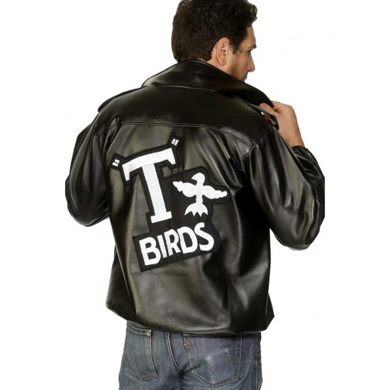 Verkleedkleding Grease jasjeT-Birds