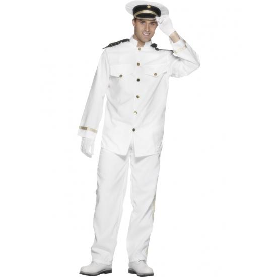 Verkleedkleding Kapiteins kostuum voor volwassenen