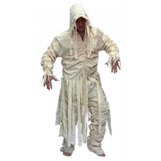 Verkleedkleding Mummiekostuum voor heren