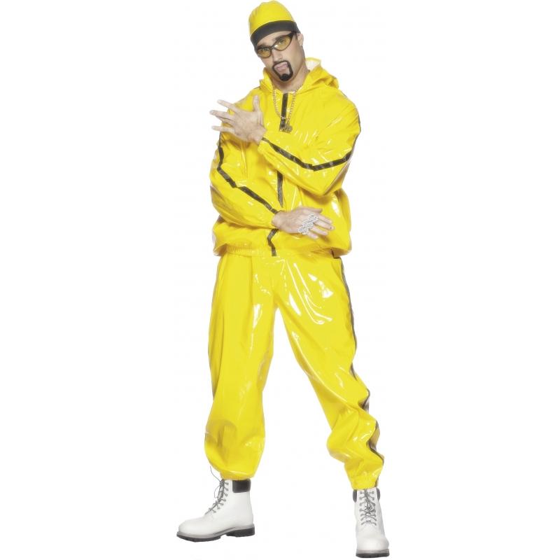 Verkleedkleding Rapper kostuum Ali G