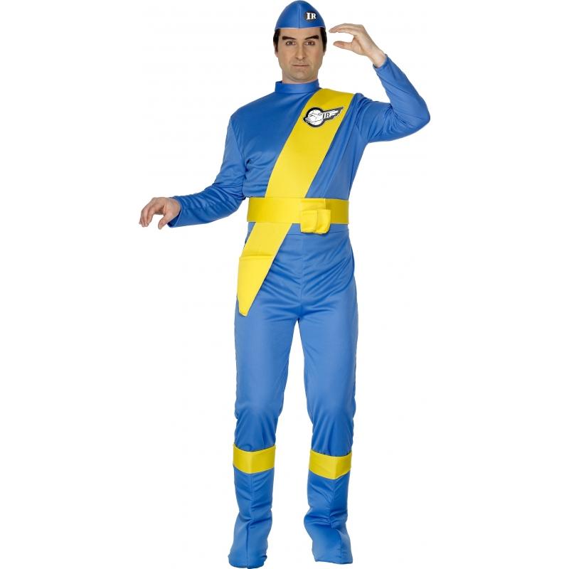 Verkleedkleding Thunderbirds kostuum Virgil