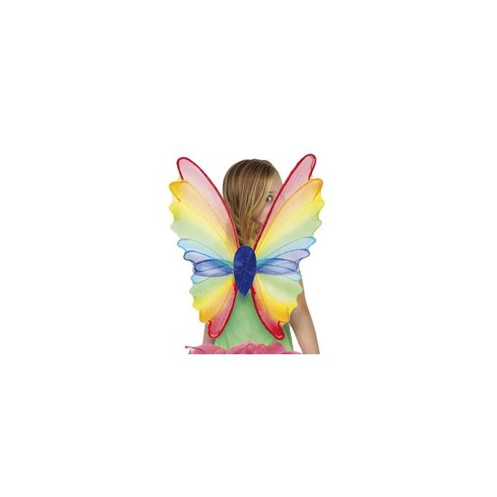 Vlinder Vleugels Regenboog