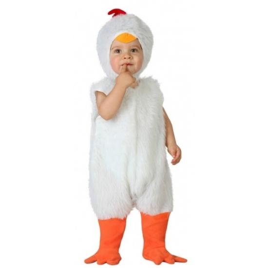 Voordelig kip peuterkostuum
