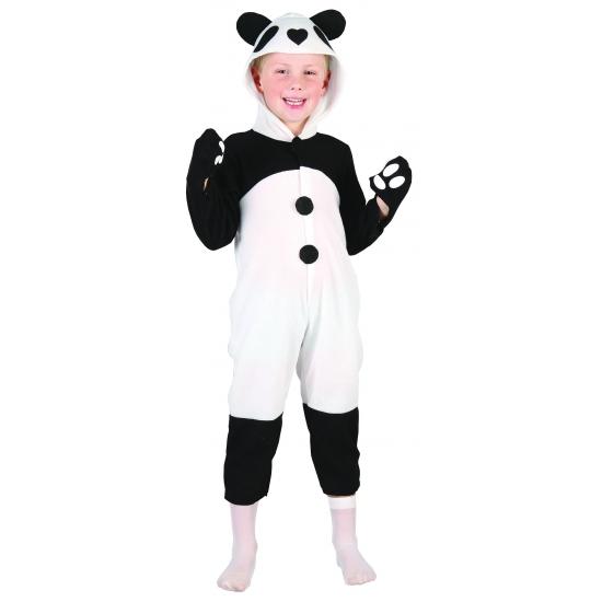 Voordelig panda pakje voor peuters