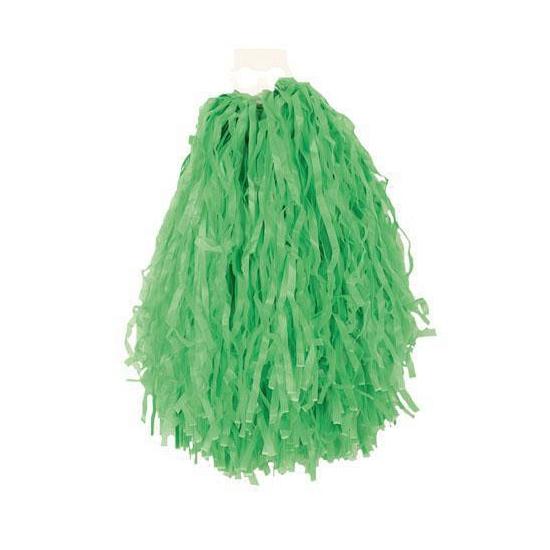 Carnavalskostuum winkel Voordelige cheerball groen 28 cm Feestartikelen diversen