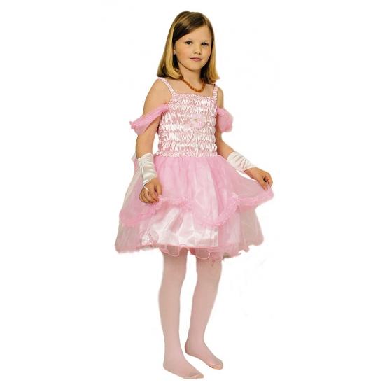 Fantasy en Sprookjes kostuums Carnavalskostuum winkel Voordelige roze prinsessenjurk voor meisjes