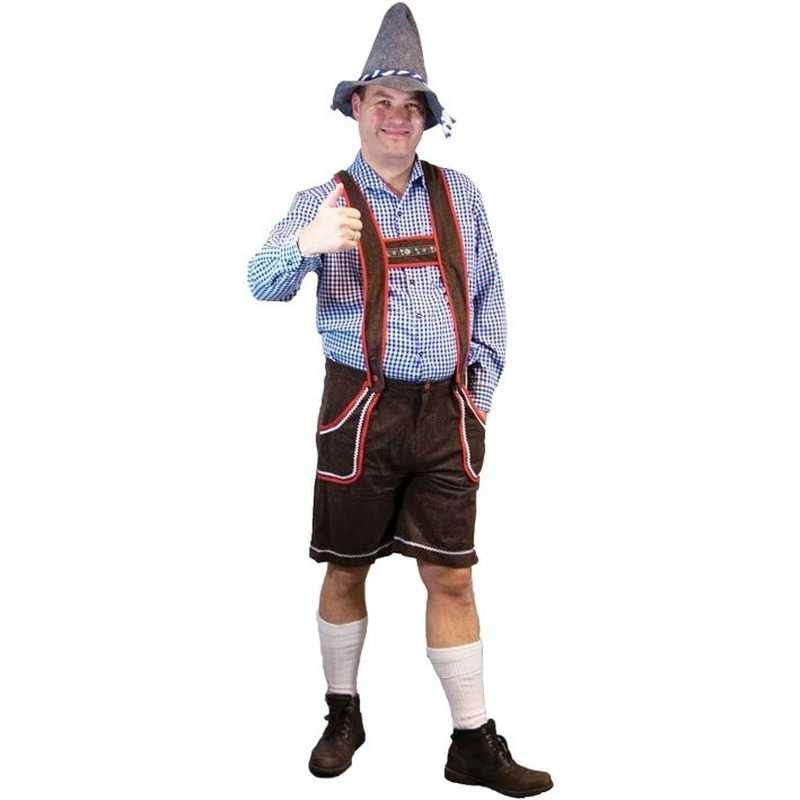 Voorderlige Oktoberfest kleding voor heren