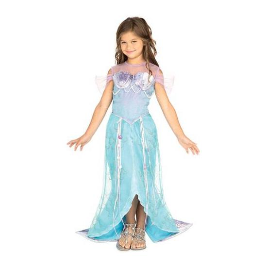Zeemeermin jurkje voor meisjes Carnavalskostuum winkel Beste kwaliteit